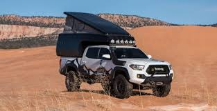 11 Best Pop-Up Truck Campers You Need To See - Crow Survival