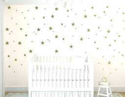 gold star wall decals gold star wall decals with gold star decals star wall decal nursery gold star wall decals