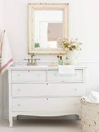 Single Vanity Design Ideas Cottage Style Bathrooms Cottage Bathroom Country Bathroom Designs