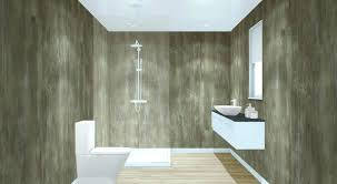 waterproof paneling for shower walls magnificent panelling bathrooms on bathroom pertaining to designs with plastic wall