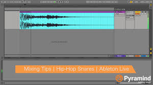 Sound Design Mixing And Mastering With Ableton Live 3 Ableton Live Tricks For Punchy Snares Pyramind