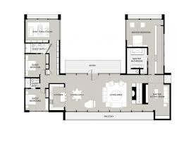House Plan U Shaped Plans With Courtyard Pinterest Courtyards