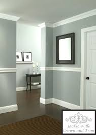 chair rail. Jacksonville Crown Molding, Window Trim, Wainscot, Chair Rail, Wall Frames Simple Rail