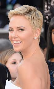Charlize Theron Short Hair Style super short hairstyles for fine thin hair short hair pinterest 1258 by wearticles.com
