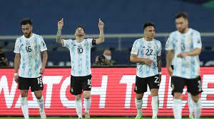 موعد مباراة الأرجنتين وباراجواي في كوبا أمريكا 2021 والقنوات الناقلة