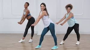 15 minute bounce back cardio dance workout