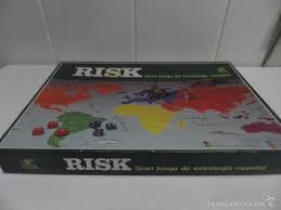 El risk es un uno de los juegos de mesa más clásicos. Juego Mesa Risk Anos 80 Vendido En Venta Directa 58504911