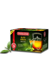 <b>Чай Teekanne Elite green зеленый</b>