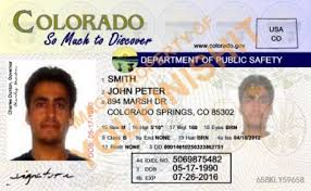 Colorada Colorada Id Od Card Id