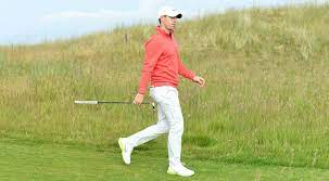 Rory McIlroy's club at Scottish Open