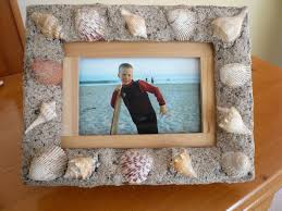sand clay can be used to create decorative and memorable frames king features king