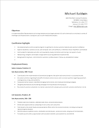 Entry Level Sales Assistant Resume Templates At