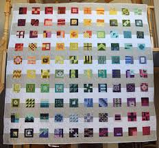 100 Modern Quilt Blocks | Along Came Quilting's Blog & And so beautifully executed: Jan-Turner's-100-Modern-Qui Adamdwight.com
