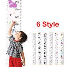 Wall Sticker Height Ruler Scale Chart Measure Kids Room Painting Growth Gift Kid Wall Decals Kid Wall Stickers From Xiaomei886809 4 65 Dhgate Com