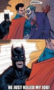 Batman v Superman versus funny reaction memes (25 Photos ... via Relatably.com