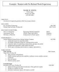 Senior Photographer Resume Sample