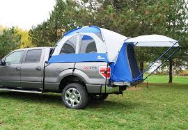 Amazon Sportz Truck Tent Blue Grey Sports & Outdoors
