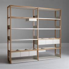 modular metal shelving units contemporary bookcases and