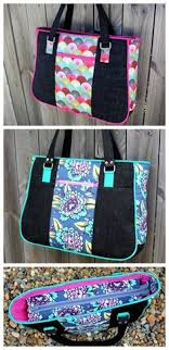 Handbag Patterns Extraordinary 48 Best Purse And Handbag Patterns To Sew Images On Pinterest