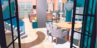 Kitchen Design School Online Certificate Residential Interior Design Online Klc