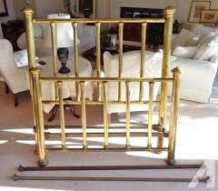 antique brass bed. Vintage 1940\u0027s Twin Brass Bed - $125 Antique
