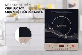 Bếp từ cơ Sunhouse SHD6149 + Tặng nồi lẩu