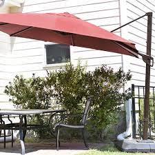 royal garden cantilever outdoor patio