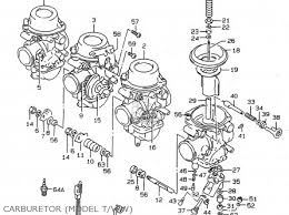 suzuki rf900r 1998 w e02 e04 e18 e22 e24 e25 e34 e39 p37 parts carburetor model t v w