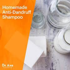 anti dandruff shampoo dr axe
