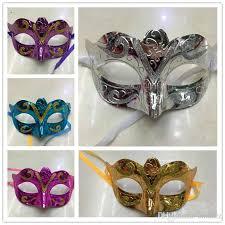 promotion sell party mask with gold glitter mask venetian uni sparkle masquerade venetian mask mardi gras masks masquerade halloween dhl italian masks