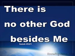 Image result for prophet isaiah and false gods