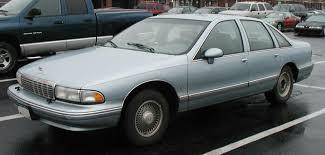1993 Chevrolet Caprice Specs and Photos | StrongAuto
