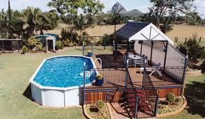 above ground pools australia. Modren Above Above Ground Pools Decking On Above Ground Pools Australia H