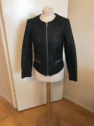 women s faux leather jacket h m