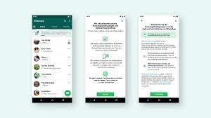 WhatsApp und Nutzerdaten: Kampagne zu neuen Nutzungsbedingungen