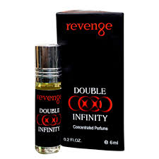 infinity perfume. revenge fragrances concentrated doouble infinity edition pocket perfume \u2013 6 ml by castle t m
