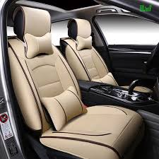 honda accord leather seat covers luxury leather car seat cover for honda civic accord fit element