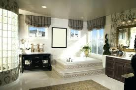 acrylic x corner bathtub soaking tub bathroom with 2 windows in elevated position 48 tubs wit