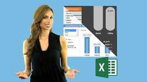 Udemy Dashboard Designing And Interactive Charts In Excel 100 Off Udemy Coupon Visually Effective Excel Dashboards