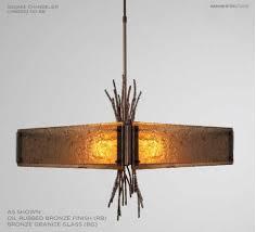 home design chandelier ceiling light flat square lights ironwood chb0032 0d