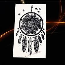сексуальная плечевой наклейки временные татуировки черный на молнии штрих код
