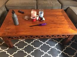 polynesian furniture. Polynesian Coffee Table Furniture