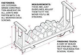 Wine rack plans measurements Bin Build Wood Rack Onestoploansinfo Build Wood Rack Image Building Plans For Wine Rack How To Build