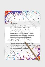 Watercolor Splattered Border Stationery Template Word