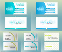Free Download Cards Business Vector Graphics Art Free Download Design Ai Eps Files