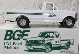 BGE Ertl Die-Cast Pick-Up Truck