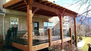 I Deck Canopy Ideas Awning Shade Structures  Solutions For Decks