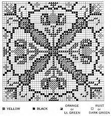 Tapestry Rug Pattern 5109 Crochet Patterns