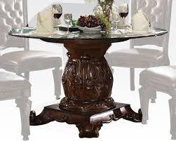 round glass kitchen table. Round Glass Kitchen Table I