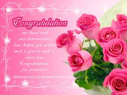 Congrats On Your Promotion Congratulation Messages For Promotion 365greetings Com